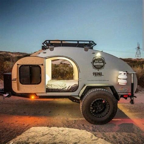 offroad trailer 25 best ideas about road cer on
