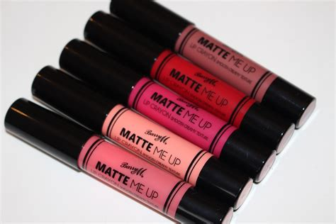 matte me lip barry m matte me up lip crayon review swatches really ree