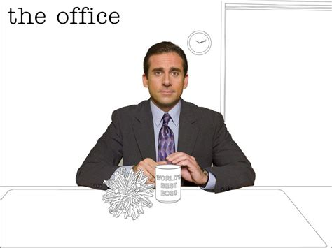 The Office And by The Office Steve Carell Wallpaper 1034252 Fanpop
