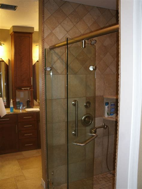 Shower Enclosures Az by Custom Shower Enclosures Area By Window Glass Pros