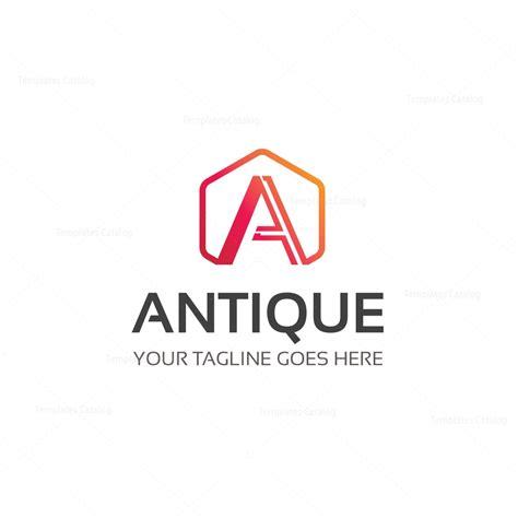 logo catalog antique logo design template 000192 template catalog