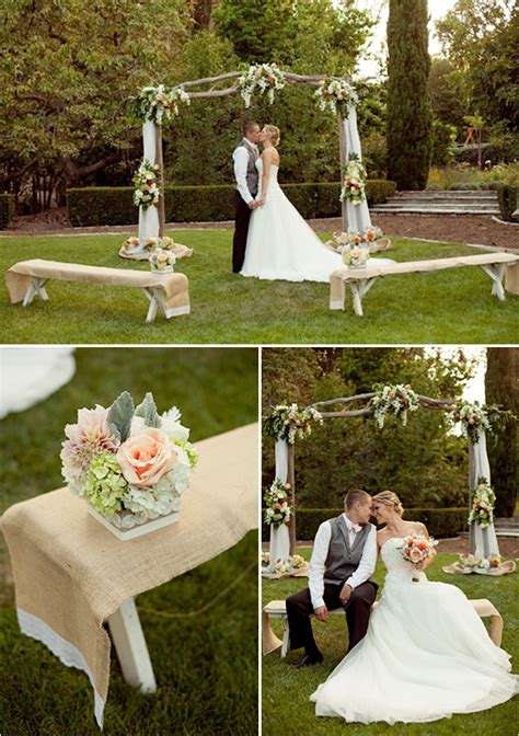 small backyard wedding ceremony ideas ideal for any size wedding but i think this would be