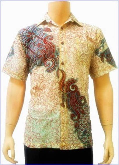 Baju Kodok Buat Cowok model baju batik pria cowok laki laki