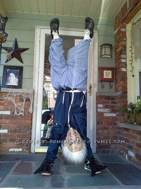 upside   man illusion costume coolest halloween