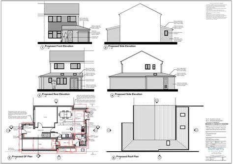 House Extension Design Ideas Uk Single Storey Wrap Around Extension Dronfield