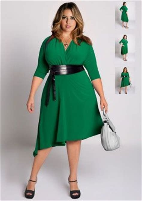 Plus Size Outfits For Apple Shape 5 best   curvyoutfits.com