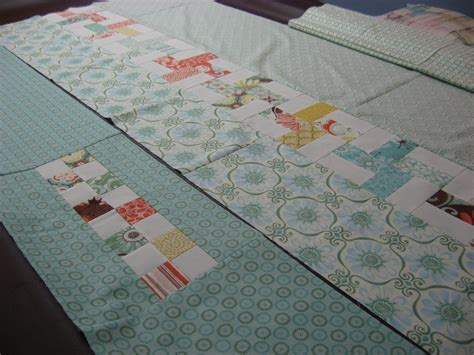 hooked on needles piecing a quilt backing do you