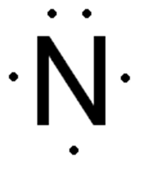 dot diagram for nitrogen rayschemworld licensed for non commercial use only