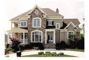 new american style homes eplans new american house plan master suite is dream