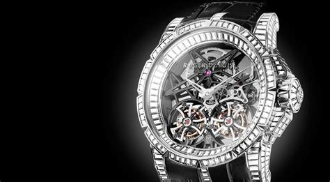 Handmade Swiss Watches Manufacturers - luxury watches from roger dubuis the luxury