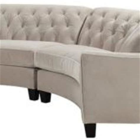 riemann tufted sectional best living room sectionals products on wanelo