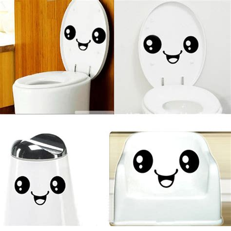 cute diy bathroom wall decor aliexpress com buy 2015 new funny stylish smiling face