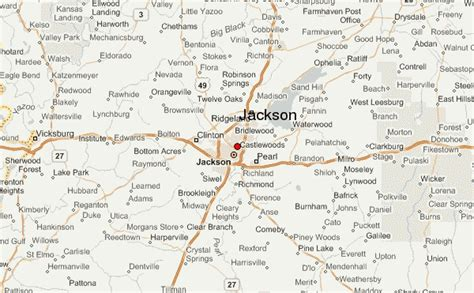 jackson map jackson location guide