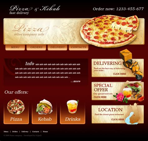 pizza template free pizza template by s quill on deviantart