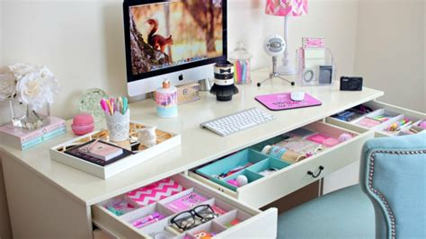 how to organize my office desk quelle est la meilleur雉 id 233 e d 233 co chambre ado archzine fr