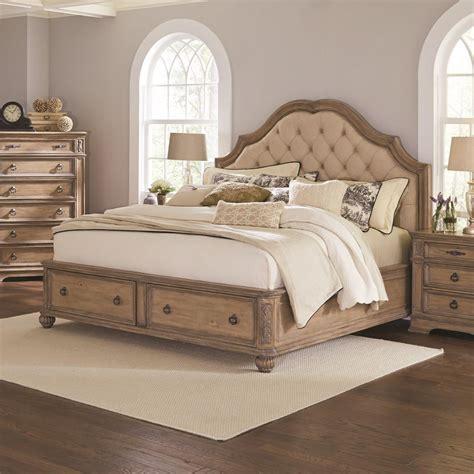 ilana collection kw california king bed   deep
