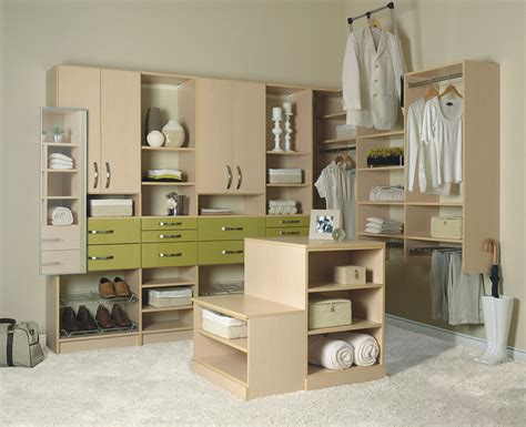 Custom Closet Components Components Of An Organized Closet More Space Place