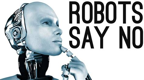 robots dont say please 1910265381 robots learn to say quot no quot to humans demo included coldfusion youtube