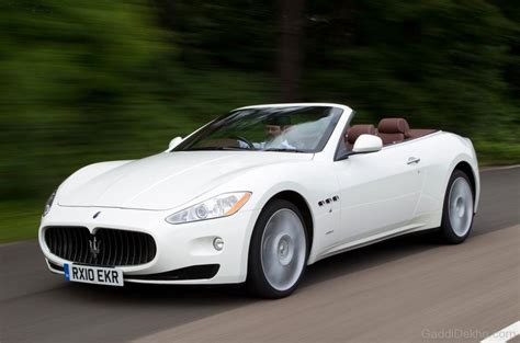 Maserati Pictures by Maserati Gran Cabrio Car Pictures Images Gaddidekho