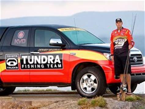 Toyota Bass Fishing How Toyota Uses Bass Fishing To Demonstrate Truck