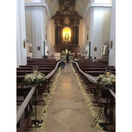 decoracion floral iglesia boda decoraci 211 n boda iglesia ni48 las camelias arte floral