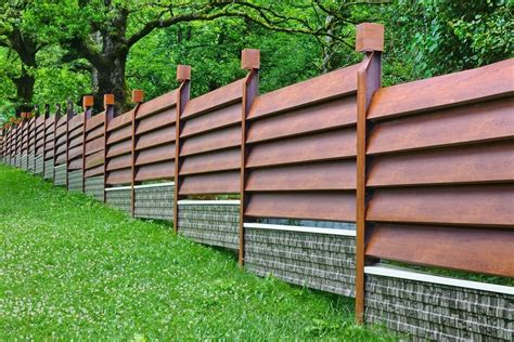 veranda zaun residential cabin things you need to about fences