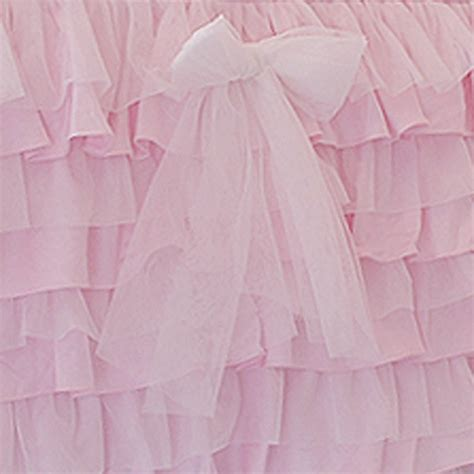 Ruffle Bed Skirt Pink Bed Skirt