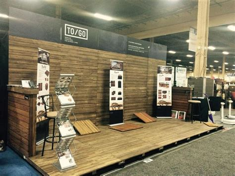 wood design booth how to create your own booth floor and or walls quickly