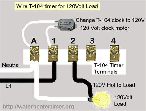 intermatic t101 timer wiring diagram intermatic timer