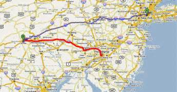 Tri State Map by Tri State Area Pa N De S Nj Caravan To Carisle Page 2