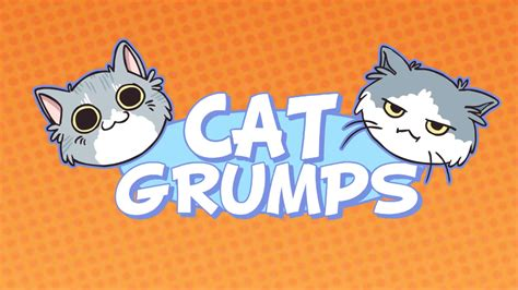 wallpaper game grumps cat grumps series game grumps wiki