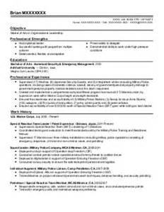 Equal Opportunity Specialist Sle Resume by Equal Opportunity Specialist Diversity Management Resume Exle United States Air