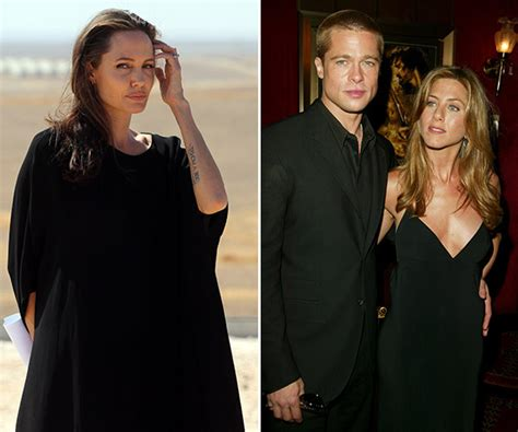 Jen And Vince Back Together by Was Terrified Brad Pitt Aniston
