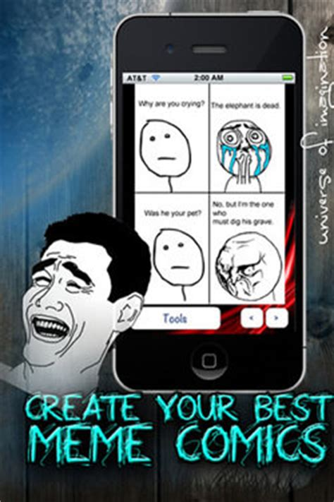 Make A Meme Iphone - make your own meme 20 meme making iphone apps hongkiat