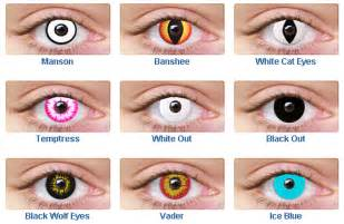 contact color contact and special effect lenses all techno