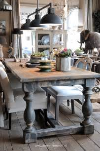 Beautiful Kitchen Tables 37 Best Farmhouse Dining Room Design And Decor Ideas For 2017