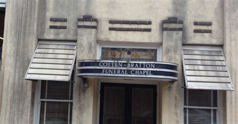 cotton bratton funeral home lost and forgotten