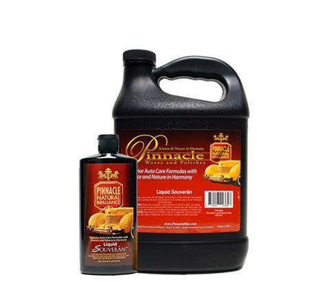 Liquid Souveran Wax Wax Mobil liquid souveran wax gallon 16 oz combo