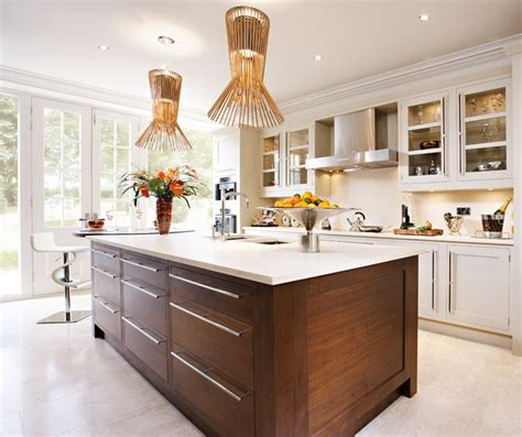walnut kitchen ideas luxury walnut shaker kitchen cabinets greenvirals style