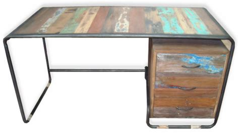 retro home office desk industrial vintage retro desk desks industrial vintage