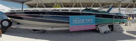 miami vice houseboat the 2016 miami international boat show was a success