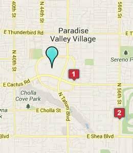 hotels near paradise valley mall arizona