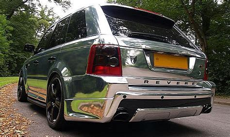 customized range rover interior 2010 range rover sport customize chrome car