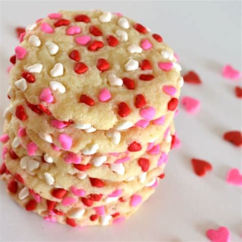 valentines cookies recipe easy easy valentine s day cookies 187 stop lookin get cookin