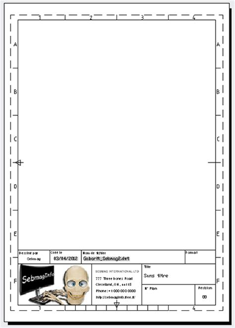 imprimer format dwg l espace de pr 233 sentation 1 2 apprendre 224 dessiner en 3d