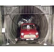1960 Morris Mini  The Italian Job Coventry