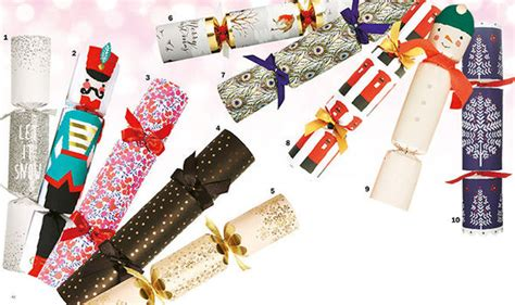 romanov luxury christmas crackers best crackers decore