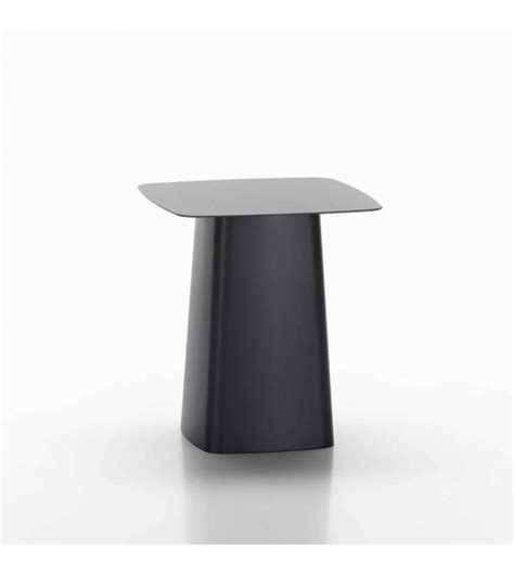 metal outdoor side table metal side table outdoor vitra milia shop