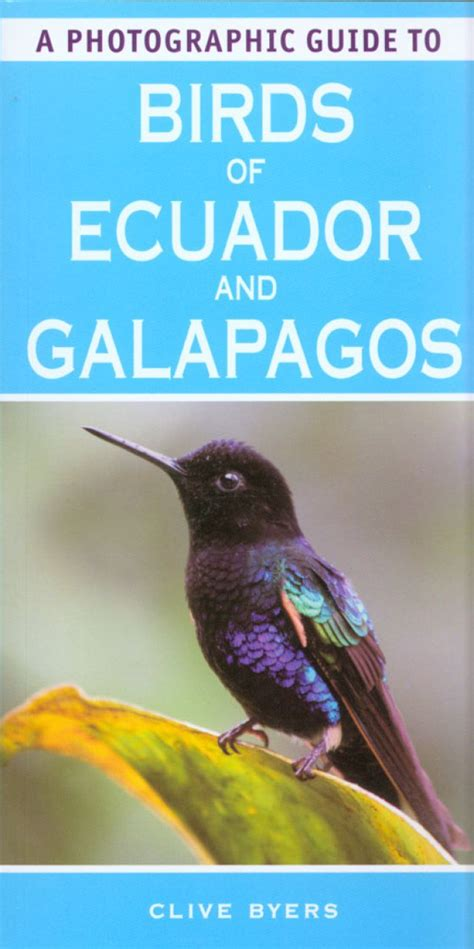 Photographic Guide To The Birds Of Javan Montane Forest Gn Halimun Par a photographic guide to birds of ecuador and galapagos