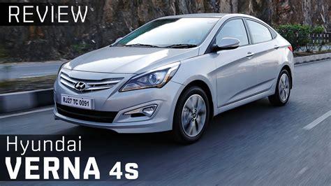 hyundai verna 2014 model 2015 hyundai verna review zigwheels